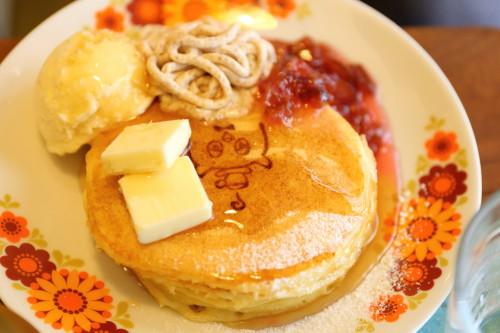 パンケーキs
