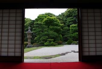康國寺庭園