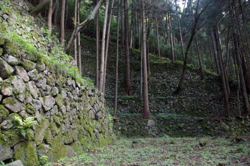 田儀櫻井家たたら製鉄遺跡宮本鍛冶山内遺跡