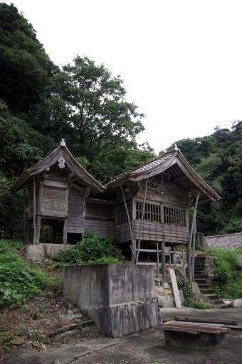 恵比寿神社と浜の井戸