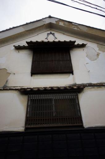 内藤家の蔵