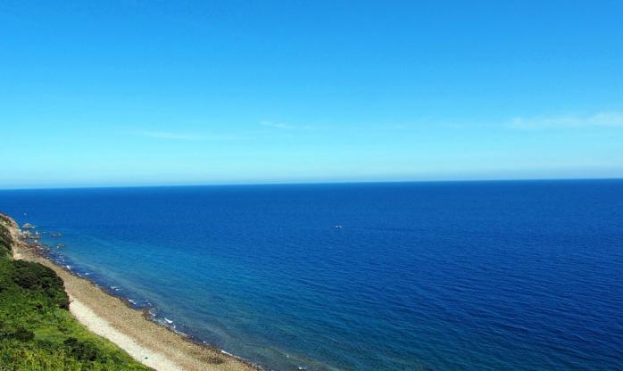 長目の浜 西の海 2