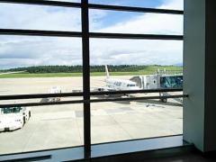20130906 秋田空港発