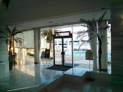 20130909 ホテル中庭