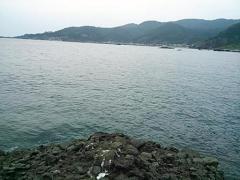 20130915 オーワンはなれ漁港向き