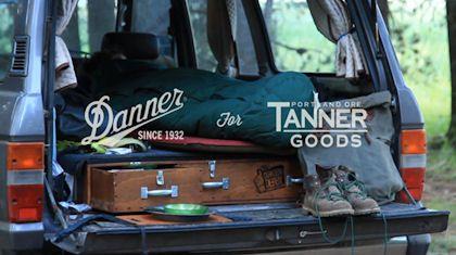 DANNER x TANNER GOODS