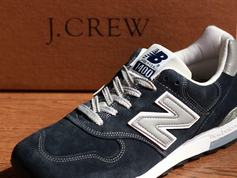 J.CREW x New Balance M1400