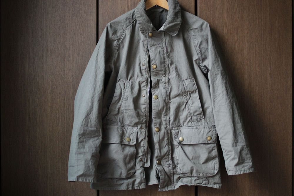 Barbour Overdye Bedale SL / バブアーの春物ビデイル。
