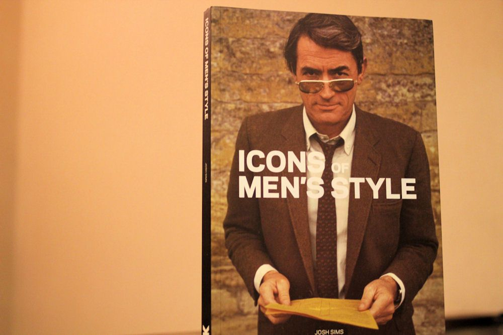 Icons of Men's Style/ Josh Sims