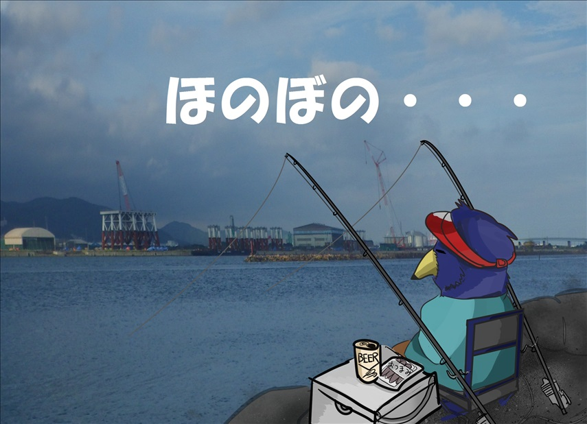 投げ釣り師ddd