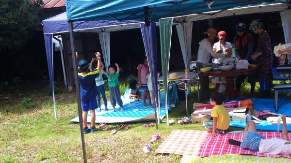 加須の家掃除キャンプ
