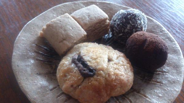 9-5 b酵母クッキー