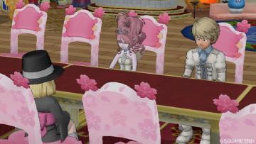 姫のおうちで3人で(*´σω・、)ホロリ
