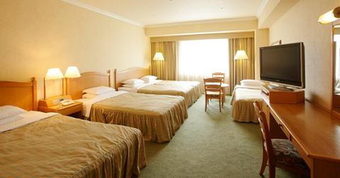 オリエンタルホテル東京ベイ客室