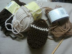 どんぐり編み上がり