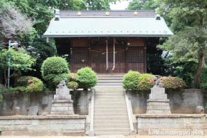 八坂神社(練馬区大泉)7