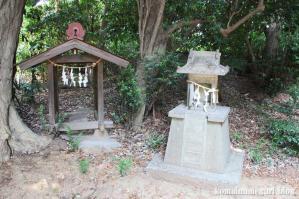 八坂神社(練馬区大泉)10