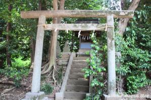 八坂神社(練馬区大泉)11