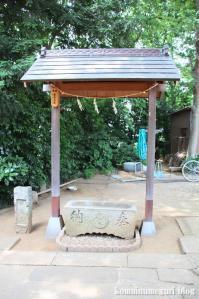 八坂神社(練馬区大泉)5