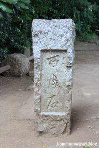 八坂神社(練馬区大泉)6
