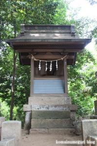 八坂神社(練馬区大泉)12
