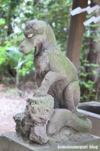 八坂神社(練馬区大泉)13