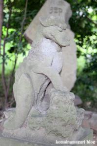 八坂神社(練馬区大泉)14