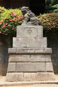 八坂神社(練馬区大泉)22