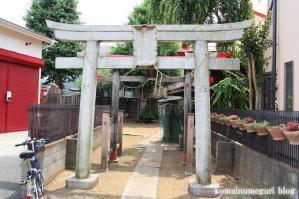 北野神社(練馬区谷原)1