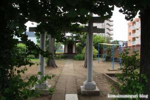 小関稲荷神社(練馬区石神井台)1