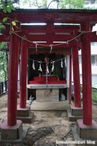 井口稲荷神社(練馬区関町北)3