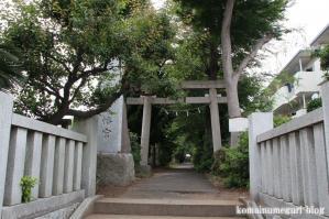 天祖若宮八幡宮(練馬区関町北)3