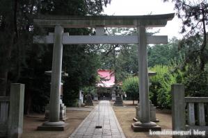 天祖若宮八幡宮(練馬区関町北)7