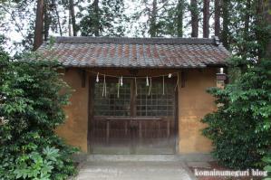 天祖若宮八幡宮(練馬区関町北)8