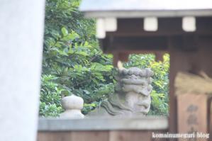 御岳山大神(世田谷区太子堂)7