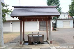 駒留八幡宮(世田谷区上馬)6
