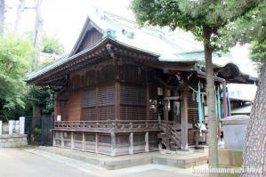 駒留八幡宮(世田谷区上馬)10