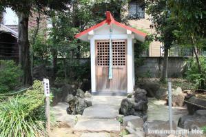 駒留八幡宮(世田谷区上馬)17