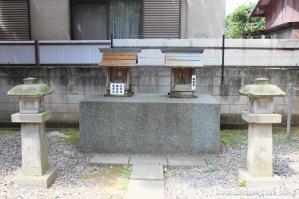 駒留八幡宮(世田谷区上馬)18