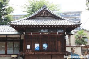 駒留八幡宮(世田谷区上馬)23