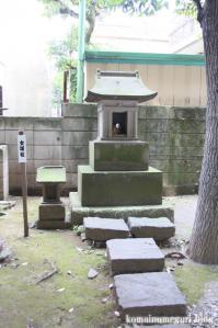 駒留八幡宮(世田谷区上馬)20