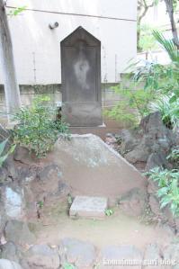 駒留八幡宮(世田谷区上馬)22
