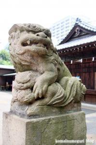 駒留八幡宮(世田谷区上馬)26