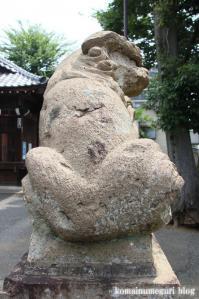 駒留八幡宮(世田谷区上馬)32