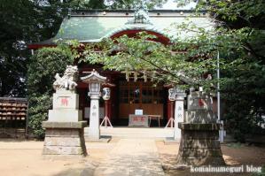 駒繋神社(世田谷区下馬)5