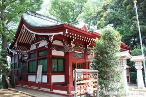 駒繋神社(世田谷区下馬)9