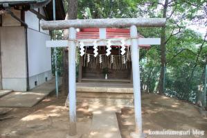 駒繋神社(世田谷区下馬)11