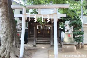 駒繋神社(世田谷区下馬)13