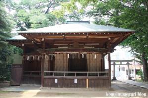 駒繋神社(世田谷区下馬)14