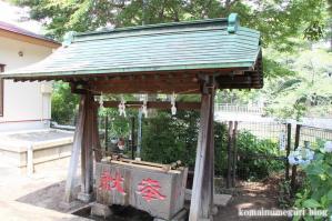 厳島神社(目黒区碑文谷)4